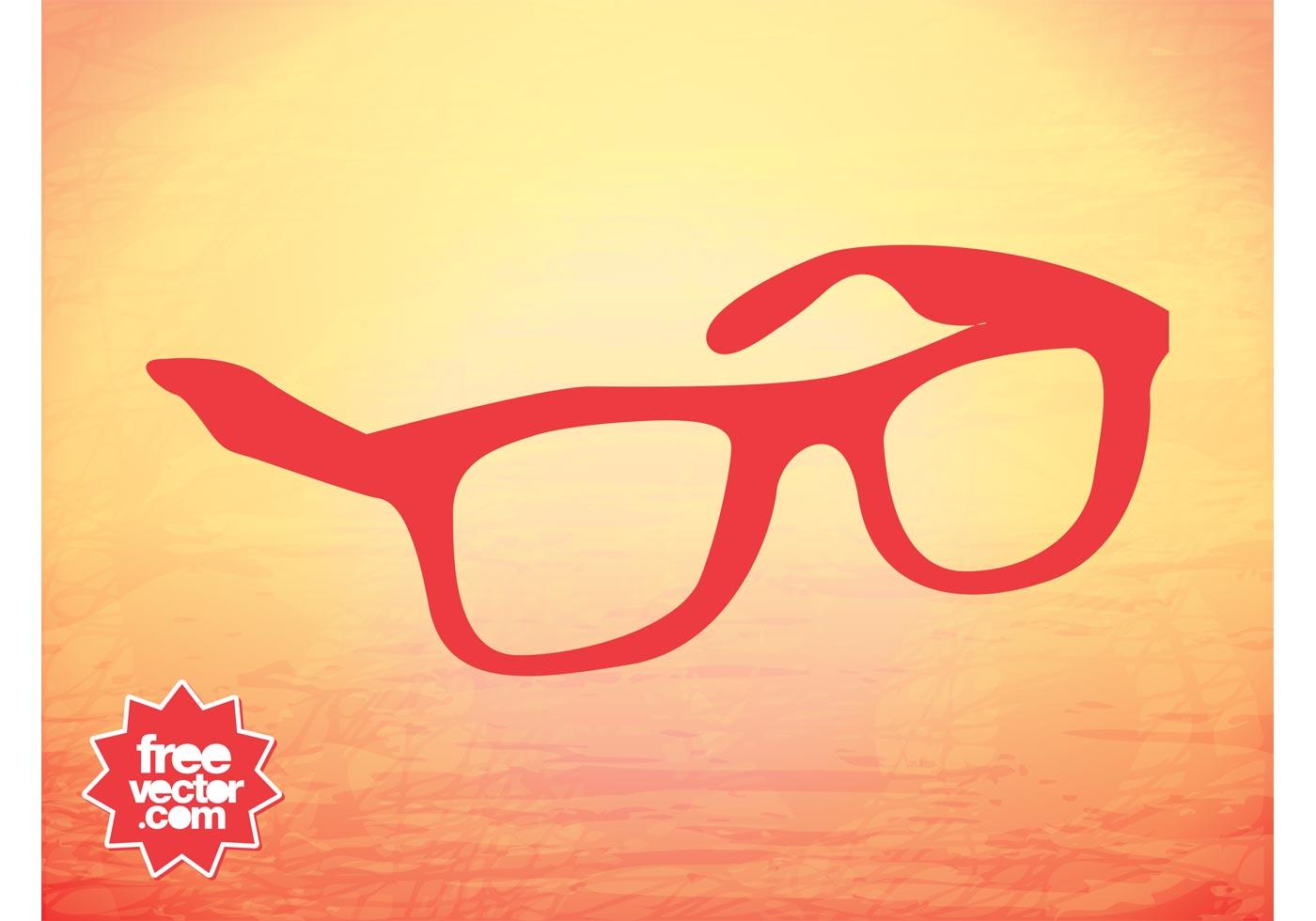 Eyeglass Frame Vector : Prescription Glasses Vector - Download Free Vector Art ...