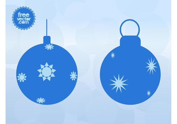 Christmas Vector Balls