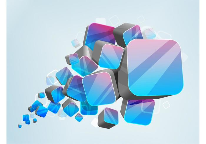 Vector 3D Shapes