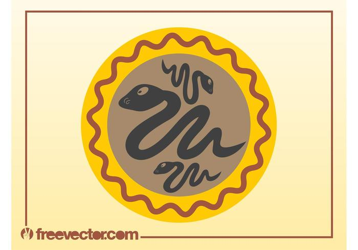 Vector Snakes Icon