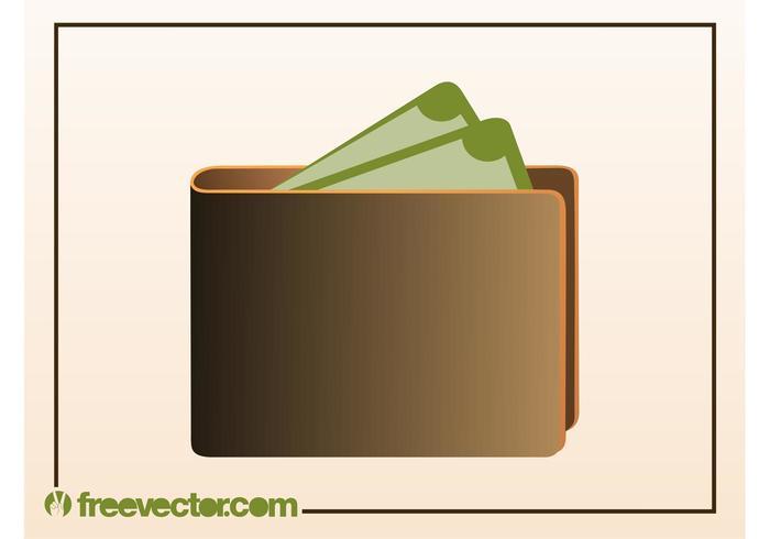 Wallet Vector