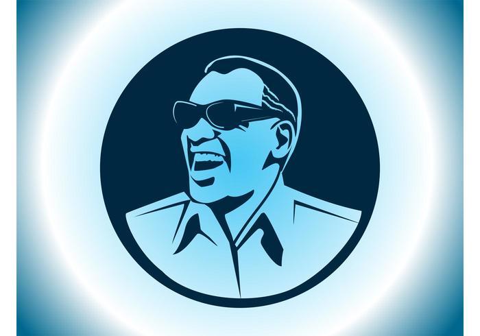 Ray Charles Vector