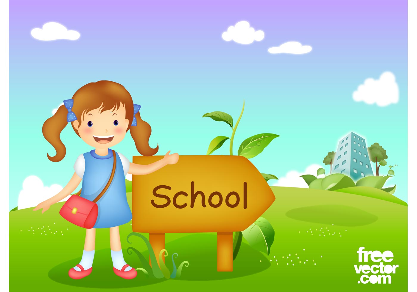 Back To School Vector - Download Free Vector Art, Stock ...