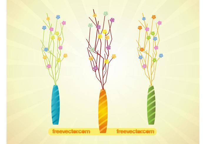 Decorative Vase Vector