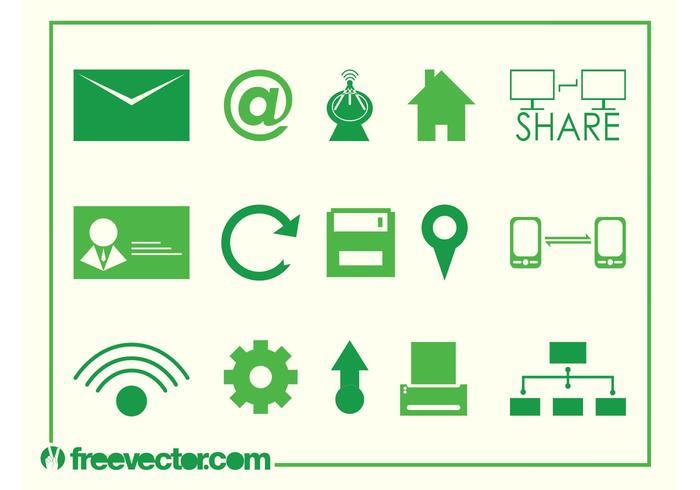 Vector Tech Icons