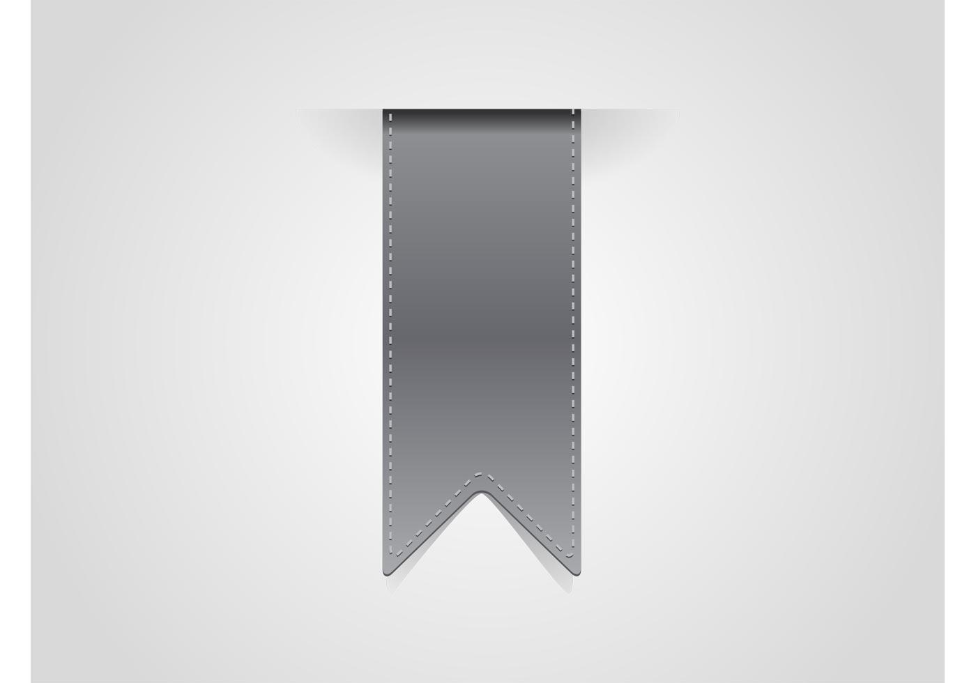 Silver Ribbon Vector Download Free Vector Art Stock