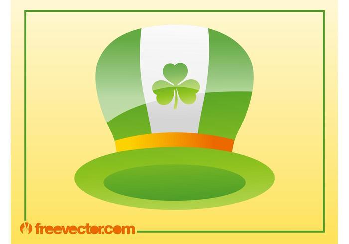 Irish Hat Vector