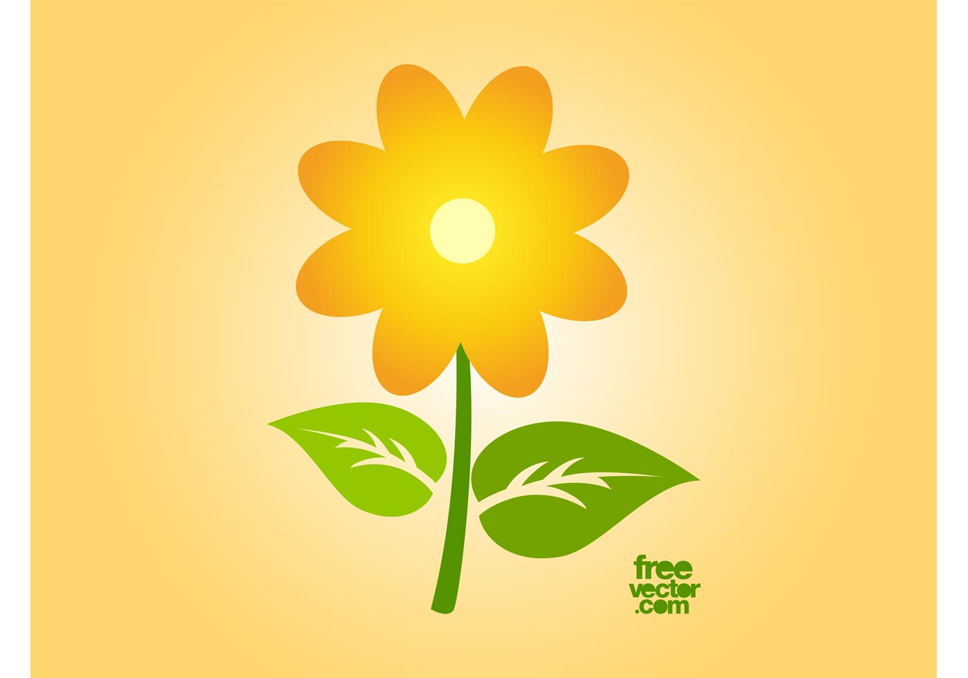 Vector Sunflower Icon - Download Free Vector Art, Stock ...