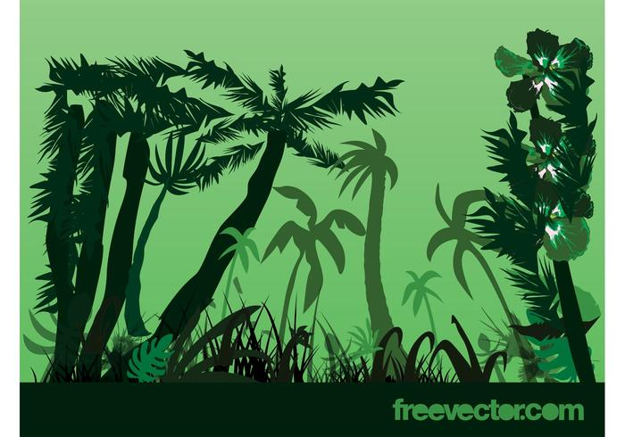 jungle background vector vecteezy com rh vecteezy com jungle vector background free download jungle vector free download