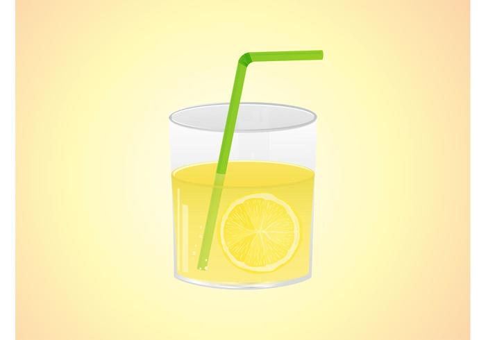 Lemonade Vector Graphics