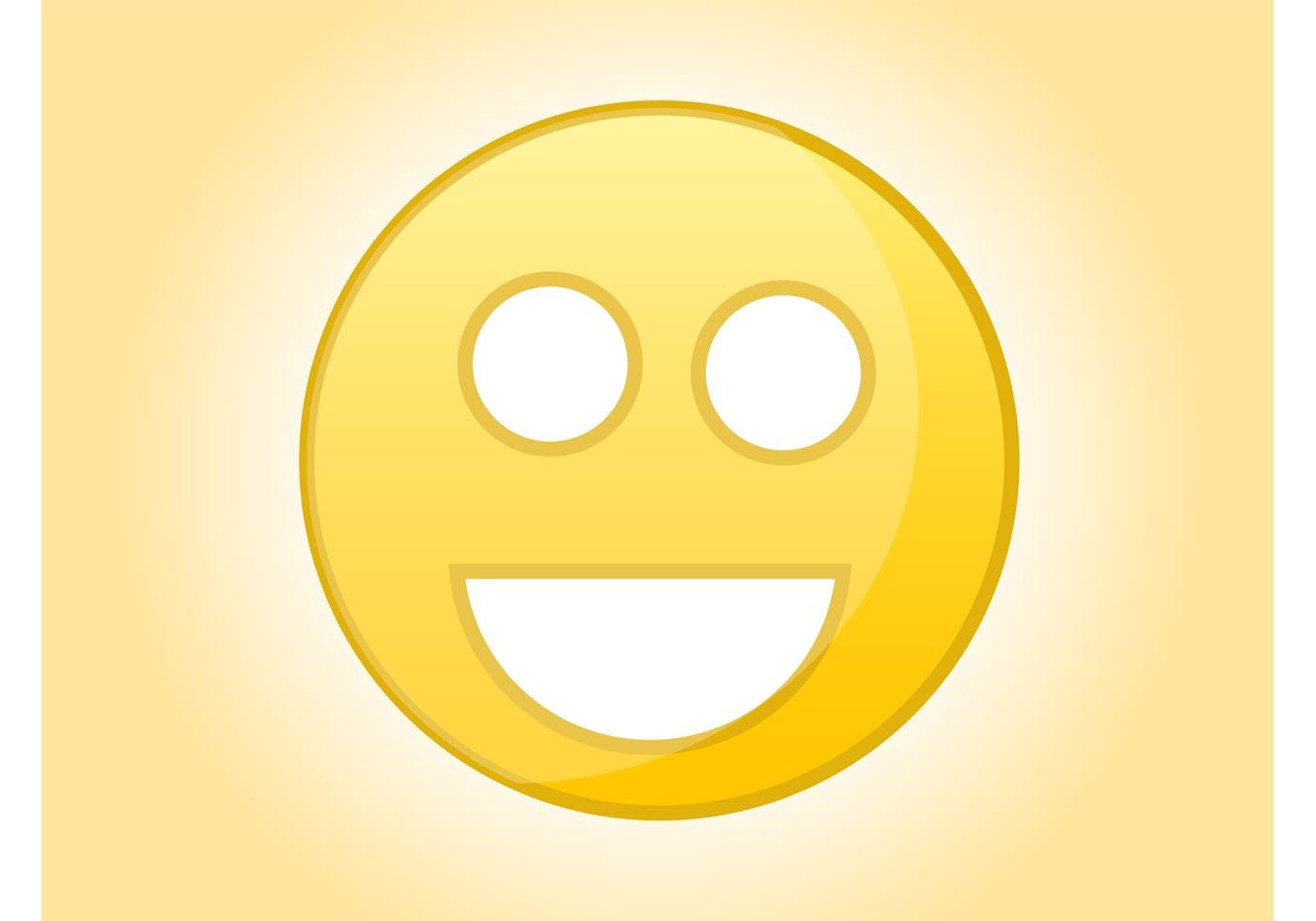 smiley face vector download free vector art  stock vector smiley face emoji with tongue out Smiley-Face Icon Vector