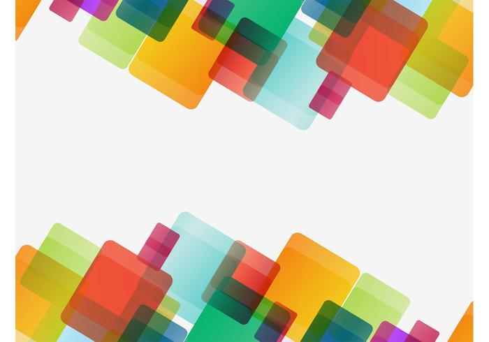 Colorful Squares Graphics