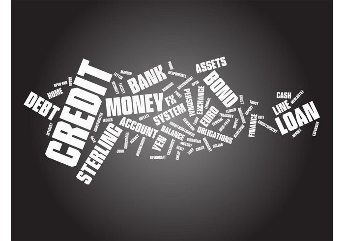Financial Type Art