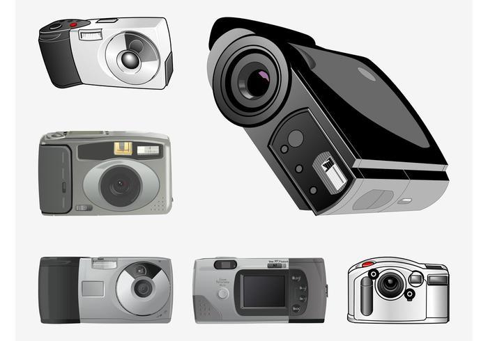 Vector Cameras