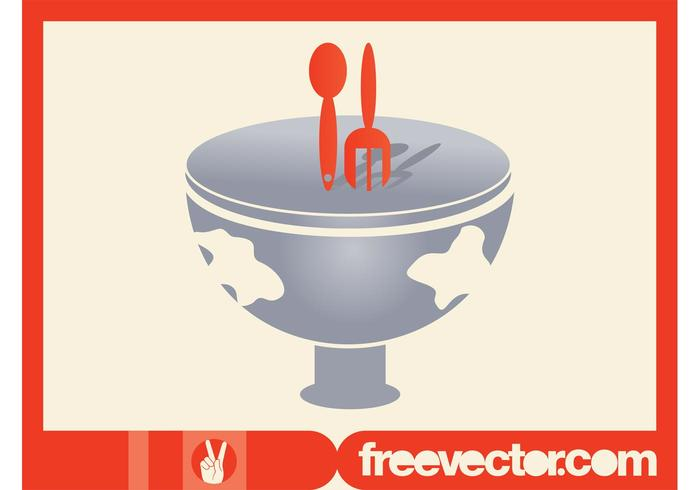 Food Icon Vector Graphics
