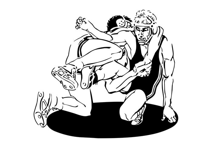 Wrestling Men
