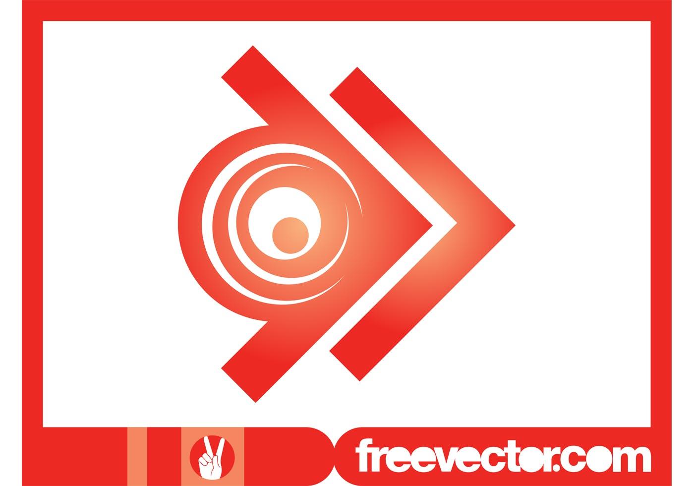 arrows logo vector - photo #19