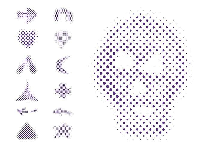 Halftone Symbols