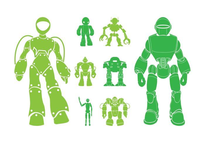 Robots Graphics