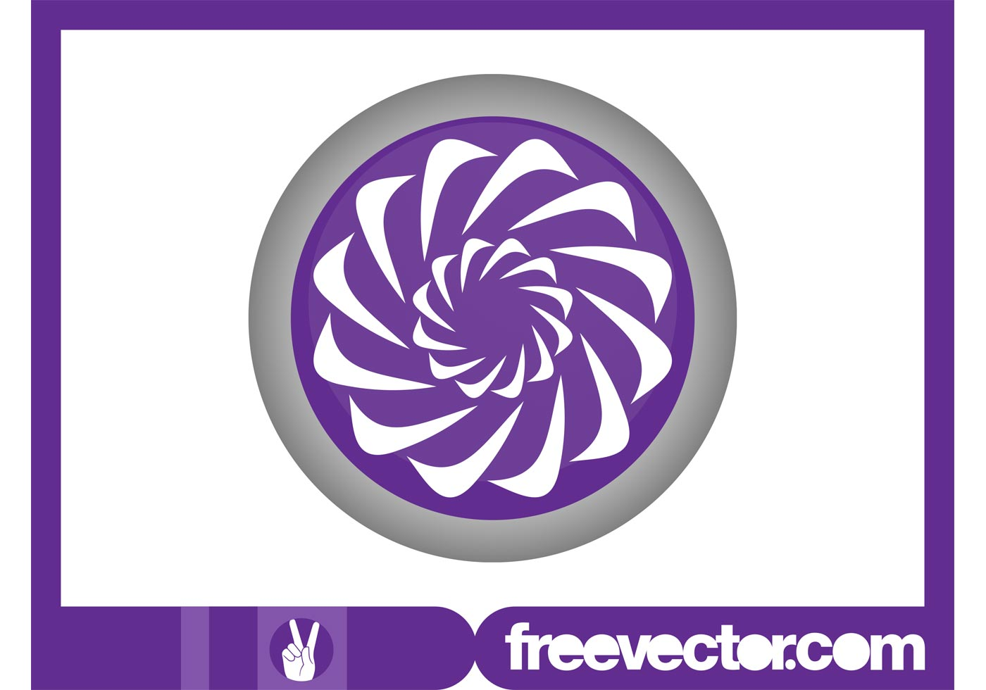 Round Floral Logo Download Free Vector Art Stock Graphics Amp Images