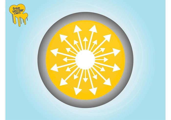 Sun Icon Graphics