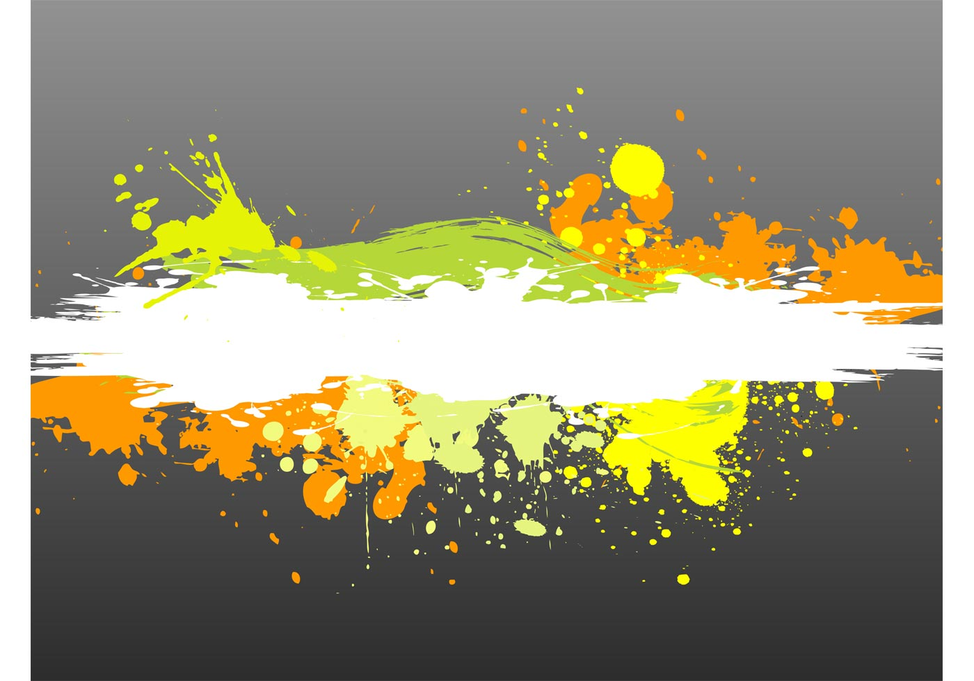 Colorful Paint Splatter - Download Free Vector Art, Stock ...