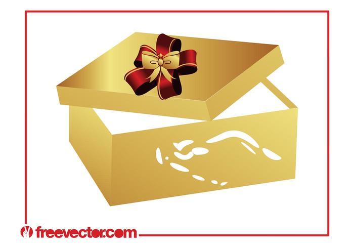 Golden Present Graphics