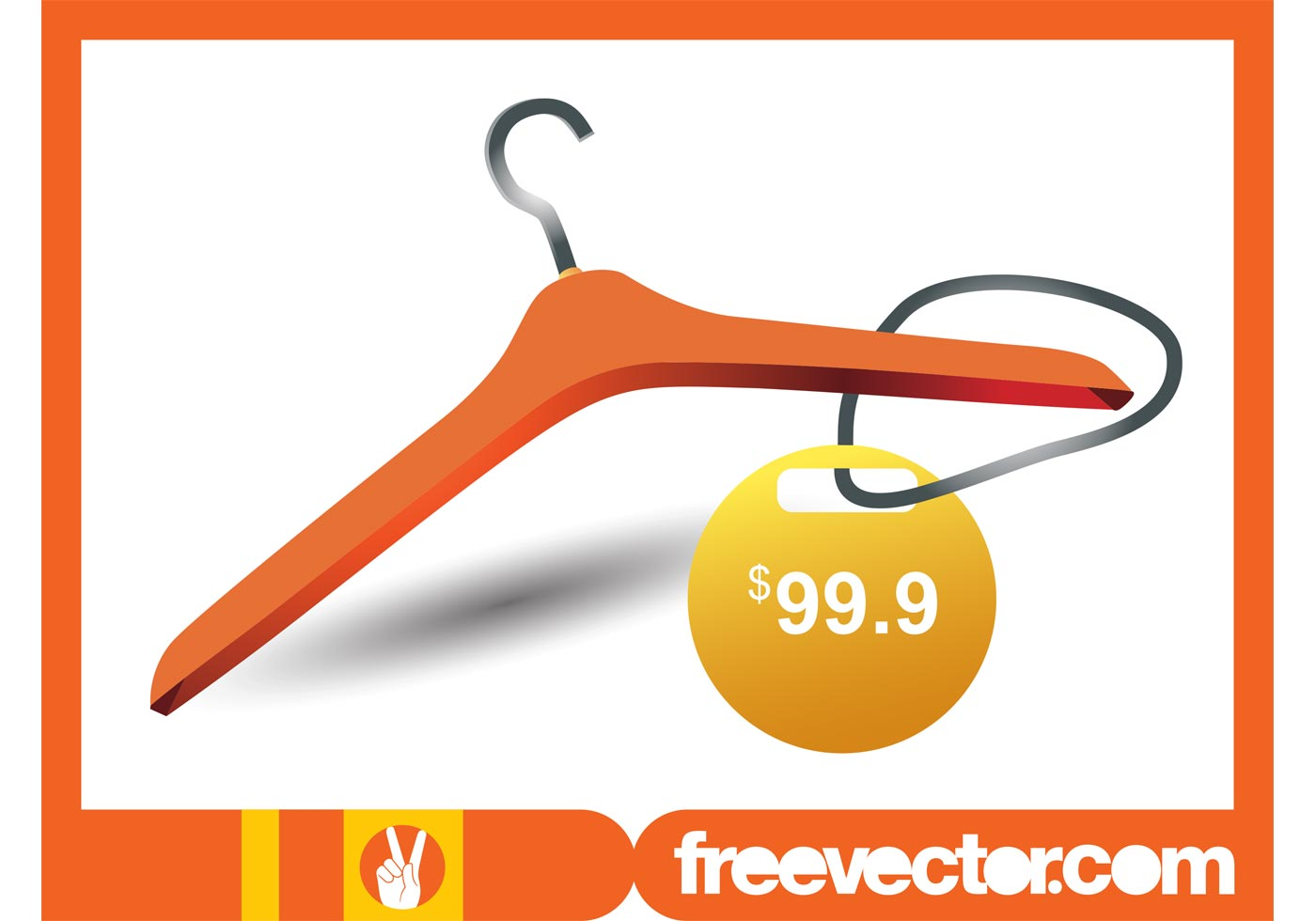 Clothes Hanger Free Vector Art 5801 Free Downloads