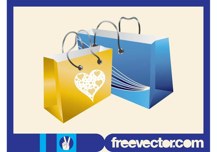 Shopping Bags Graphics