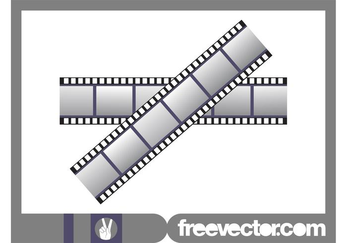 Strips Of Film Graphics