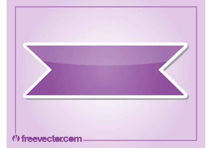 Purple Sticker Graphics