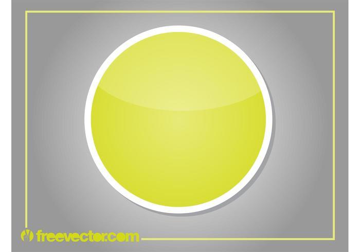 Round Sticker Graphics