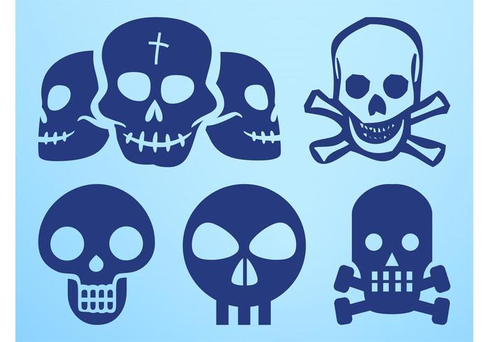 Skull Icons Graphics