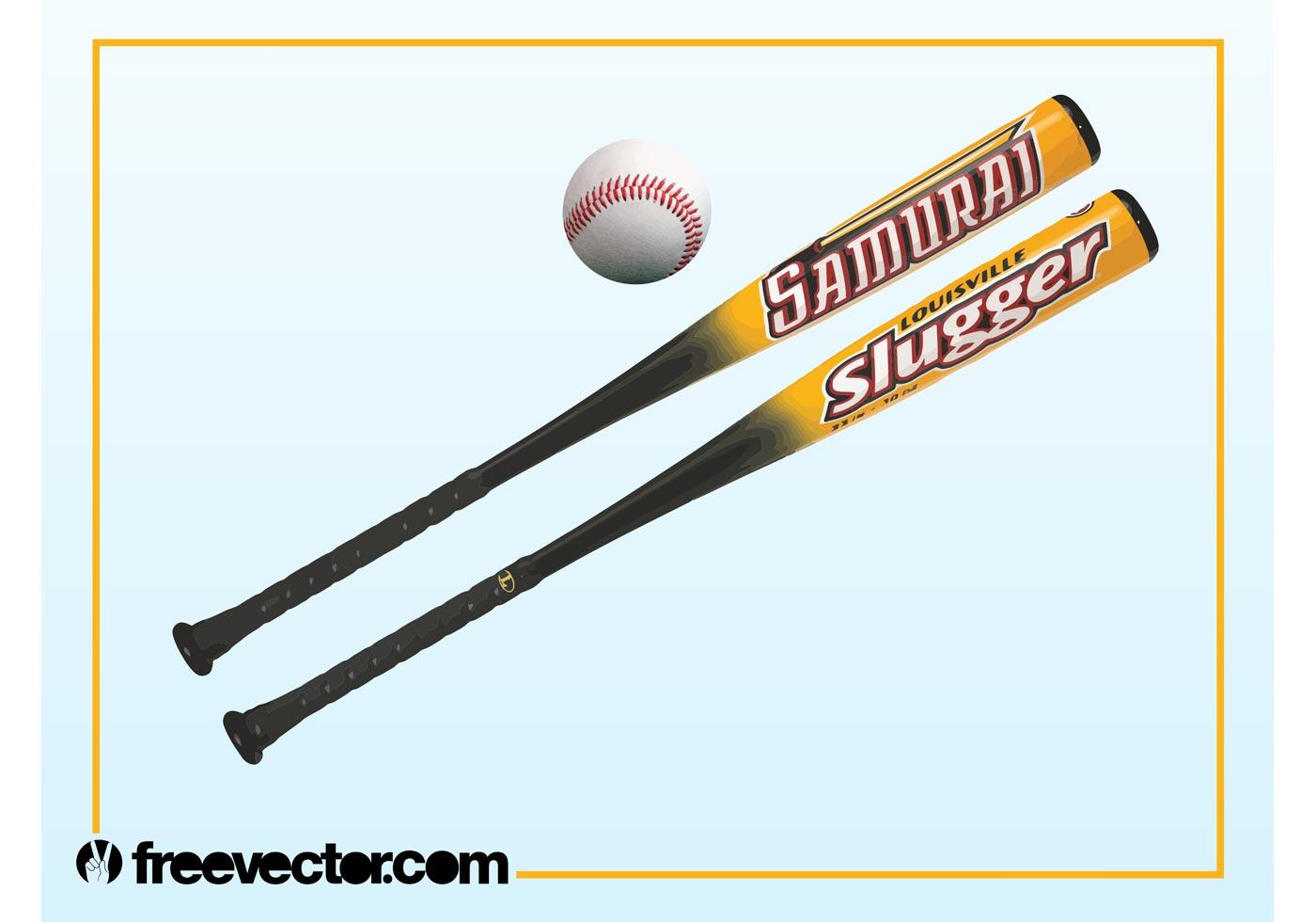 Baseball Bats Download Free Vector Art Stock Graphics Images