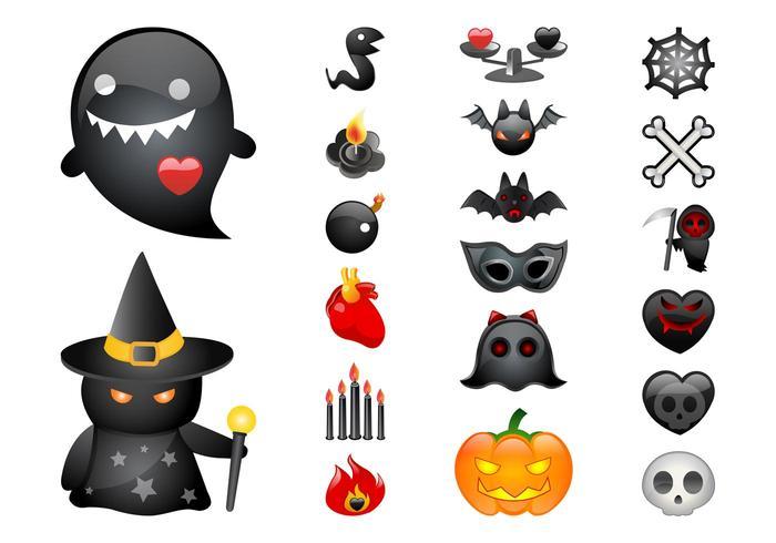 Cartoon Halloween Graphics