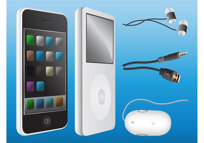 Hi-Tech Devices Graphics