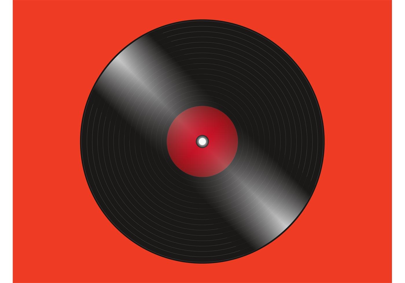 Vinyl Record Graphics Download Free Vector Art Stock