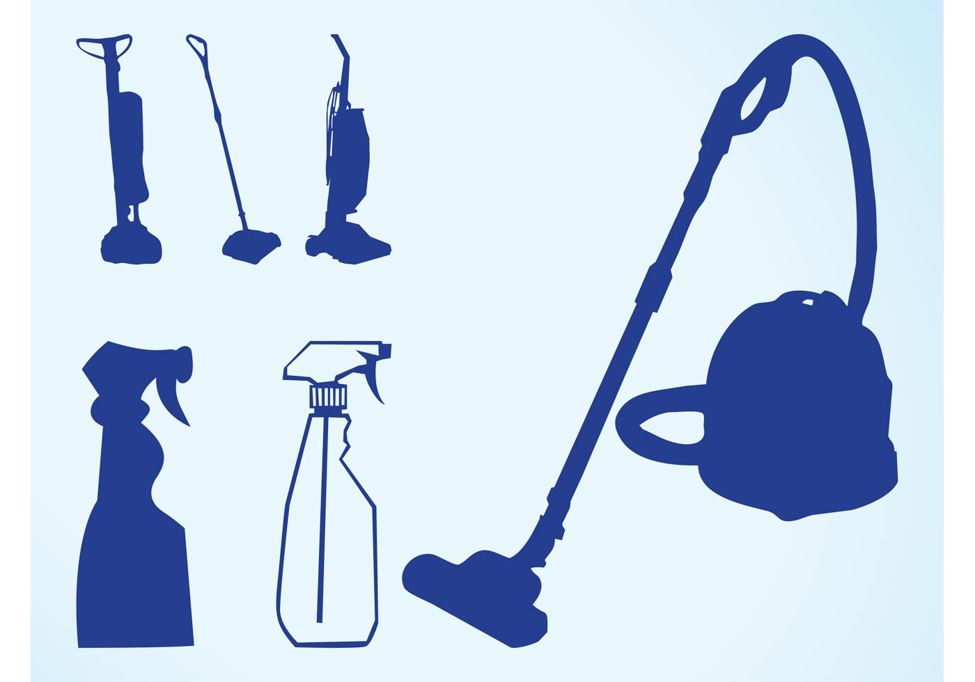 Cleaning Graphics Set Download Free Vector Art Stock