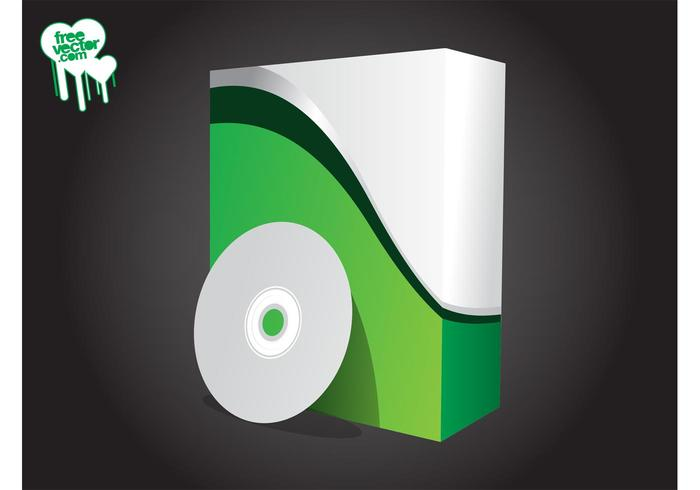 Box And CD Graphics