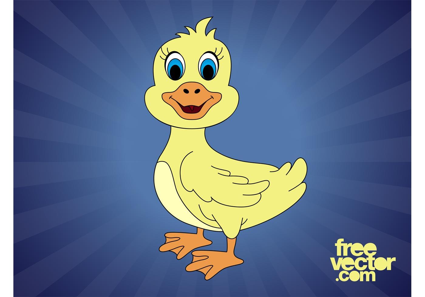 Cartoon Duck Download Free Vector Art Stock Graphics