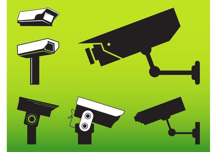 Security Cameras Graphics