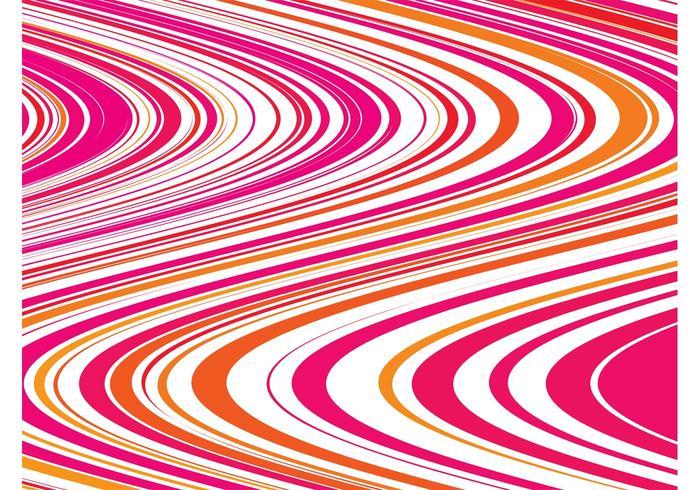 Waving Lines Background Design