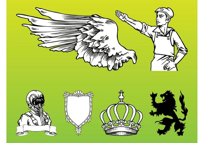 Retro And Royal Designs