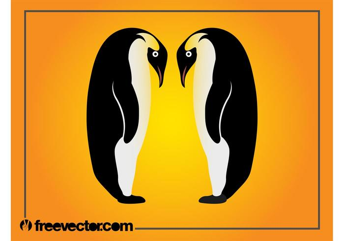Emperor Penguins Graphics