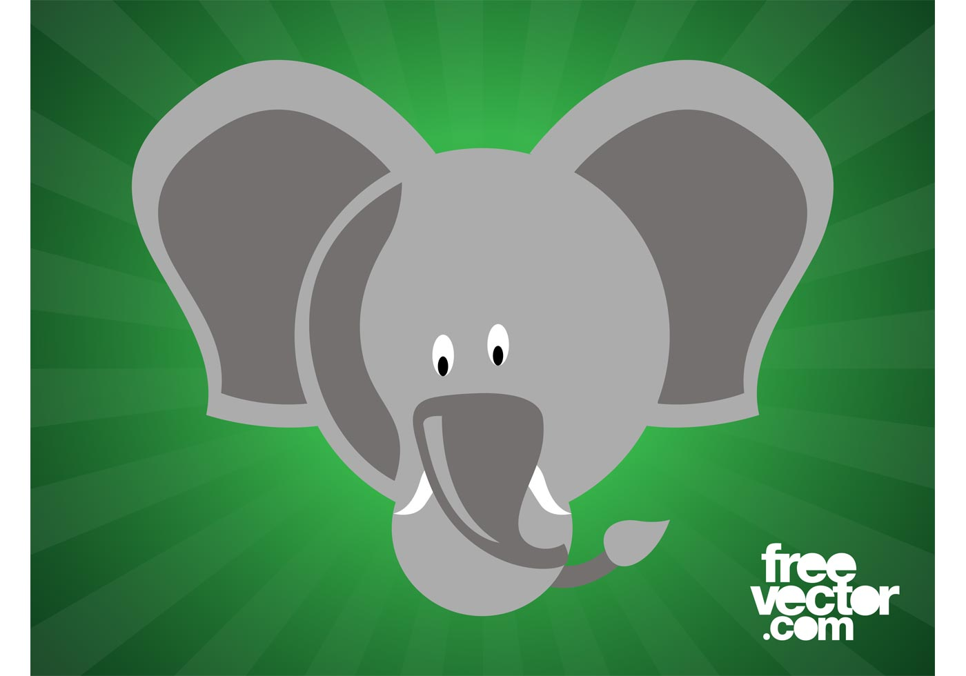 Cartoon Elephant - Download Free Vector Art, Stock ...