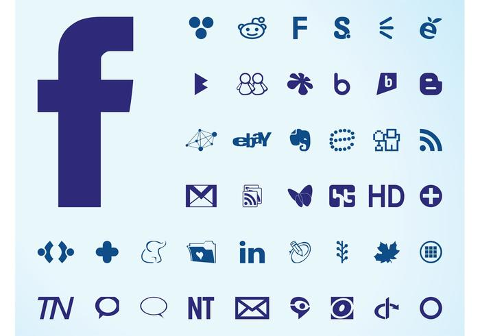 Technology Logos Graphics