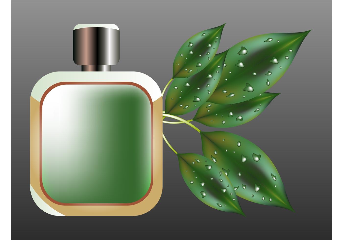 Perfume Bottle Vector 1340 Free Downloads