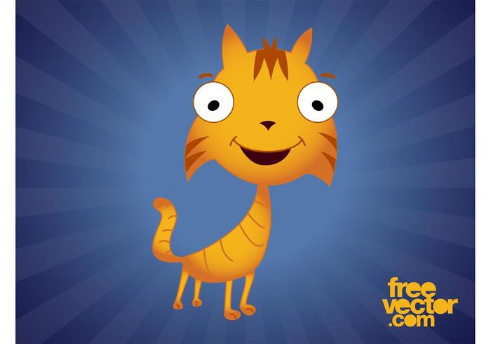Cartoon Cat Graphics
