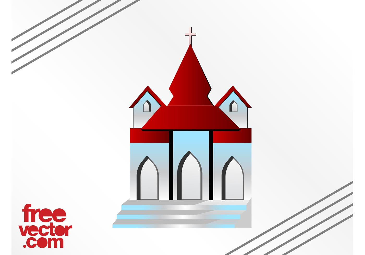 Church building free vector art 3726 free downloads for House builder online free