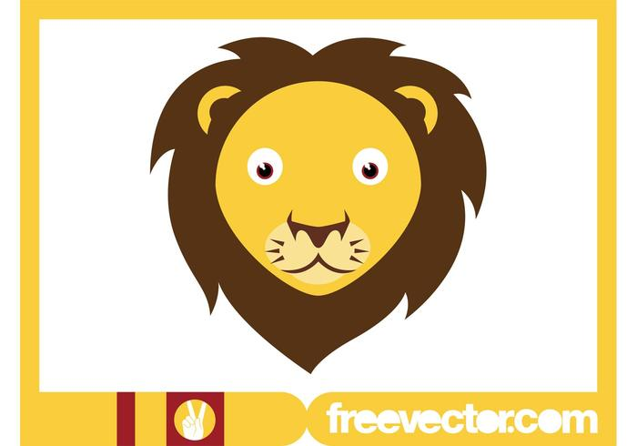 Lion Head Design